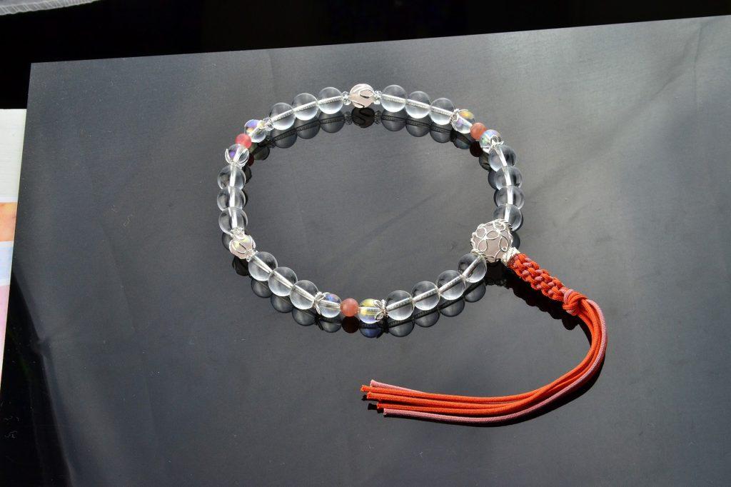 あなたのジュエリー数珠を【華数珠・華念珠】にリフォーム-2
