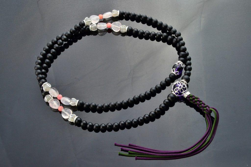 あなたのジュエリー数珠を【華数珠・華念珠】にリフォーム
