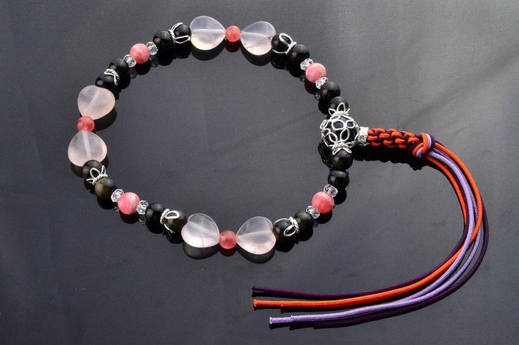 あなたのジュエリー数珠を【華数珠・華念珠】にリフォーム-3