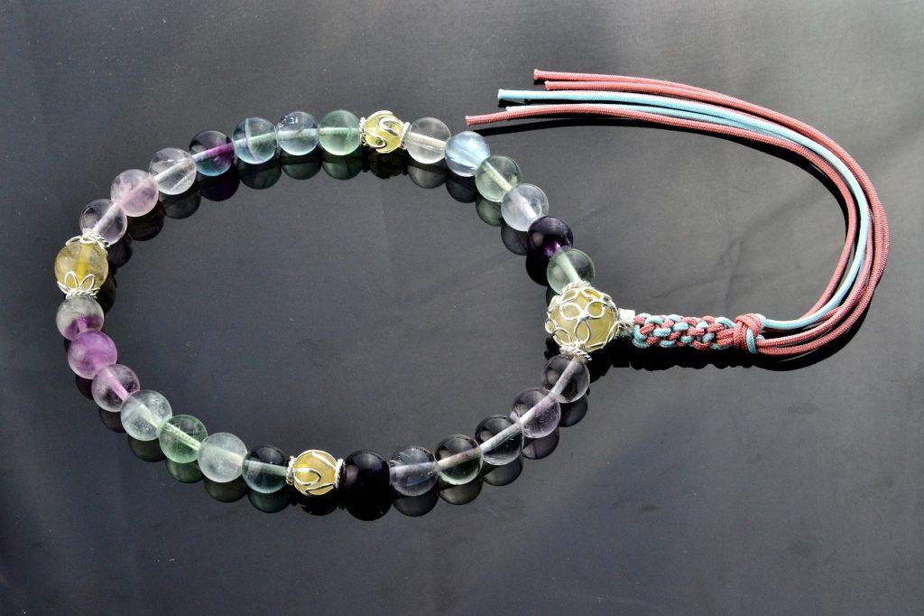 あなたのジュエリー数珠を【華数珠・華念珠】にリフォーム-1